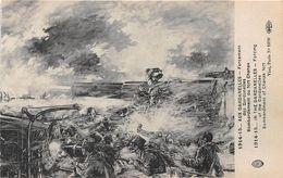 TURQUIE - Militaria - 1914-15 - AUX DARDANELLES - Forcement Des Dardanelles - Bombardement Du Fort Chanak - Turchia