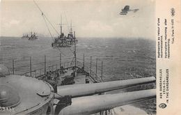 TURQUIE - Militaria - 1914-15 - AUX DARDANELLES - Hydravion Au Retour D'une Reconnaissance - Turchia