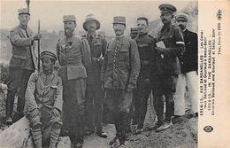 TURQUIE - Militaria - 1914-15 - AUX DARDANELLES - Les Généraux Bailloud Et Gouraud à Sedul Bahr - Turchia