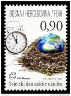 Bosnia And Herzegovina (Croatian) 2016 Mih. 435 World Environment Day MNH ** - Bosnië En Herzegovina