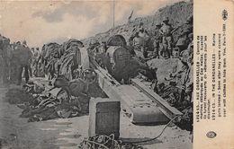 TURQUIE - Militaria - 1914-15 - AUX DARDANELLES - Canons De Marines Débarqués Au Cap Helles - Turchia