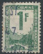Lot N°36522    N°1 Oblitéré - Colis Postaux