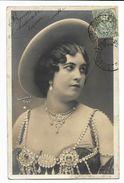 De Laspada - Artiste De La Belle époque - Carte Postale Ancienne -  Femme Lady Frau - Artistes