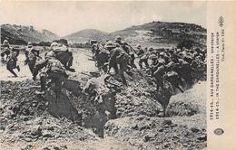 TURQUIE - Militaria - 1914-15 - AUX DARDANELLES - Une Charge - Turchia
