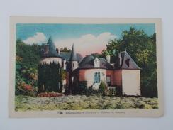 Carte Postale -  CHAMBOULIVE (19) - LE VERDON - Château De Gourdon (1623) - France