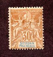 SOUDAN N°11 N* TB Cote 50 Euros !!! - Soudan (1894-1902)