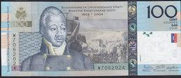Haiti 100 Gourdes 2016  P275  UNC - Haïti