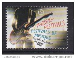 2013 - 4357 - XX - Zomer Vol Muziek - Muziekfestivals / L'été Tout En Musique - Festival De Musique - Unused Stamps