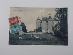 Carte Postale - SARZAY (36) - Ancien Château Des Sires De BARBANCOIS (1626) - France