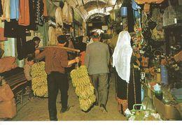 Bazar - Jerusalem Israel.  B-696 - Markets