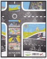2013 - Bl 204 - XX - Verkeersveiligheid /  Sécurité Routiére -  Go For Zero - Blocs 1962-....