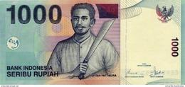 INDONESIA 1000 RUPIAH 2000 (2008) P-141i UNC  [ID597i] - Indonesia