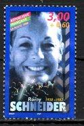 FRANCE. N°3187 Oblitéré De 1998. R. Schneider. - Cinema
