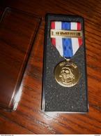 Médaille Vigipirate -protection Militaire Du Territoire- Avec Agrafe SENTINELLE - France