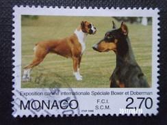 N°2148 Exposition Canine (I) - Monaco