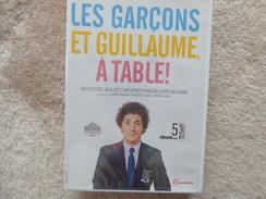 LES GARCONS ET GUILLAUME A TABLE  Neuf Sous Blister - DVDs