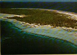 140052 KAINA VILLA MANIHI TUAMOTU BEL FRANCOBOLLO POLINESIA FRANCESE - Polynésie Française
