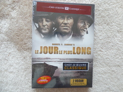 LE JOUR LE PLUS LONG Neuf Sous Blister - DVDs
