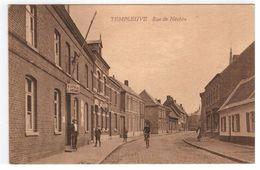 TEMPLEUVE Rue De Néchin - Tournai
