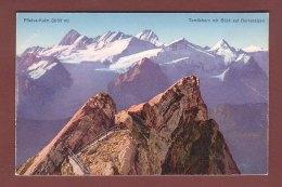 Obwald - PILATUS-KULM - Tomlishorn - Blick Auf Berneralpen - OW Obwalden