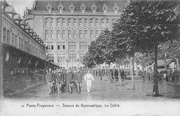 BELGIQUE - PASSY FROYENNES - Séance De Gymnastique  - Le Défilé - Tournai