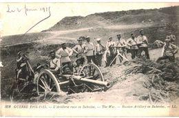 CPA N°7402 - GUERRE 1914-1915 - L' ARTILLERIE RUSSE EN BUKOVINE (BUCOVINE) - MILITARIA 14-18 - Rusia