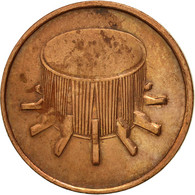 Malaysie, Sen, 2001, TTB+, Bronze Clad Steel, KM:49 - Malaysie