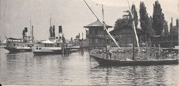 BOUVERET.lac Leman Debarcadere - VS Wallis