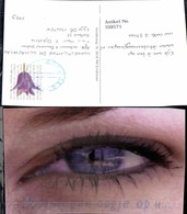 550571,3D 3-D Karte Auge Effektkarte AK - Ansichtskarten