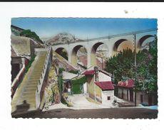 13 L'estaque Riaux CPM Pont De La Nerthe La Cigogne Neuve TBE - Francia