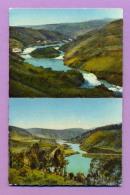 Costermansville (Congo Belge) - Chute De La Ruzizi - Pont De La Ruzizi - Congo Belga - Altri