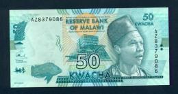 Banconota Malawi - 50 Kwacha 2016 - UNC - Malawi