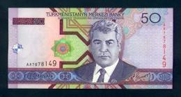 Banconota Turchia - 50 Elli Manat - UNC - Turchia