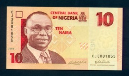 Banconota Nigeria - 10 Naira 2006 - UNC - Nigeria