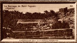 Chromo Chocolat Suchard  LA BARRAGE DE BENI ISGUEN - Suchard