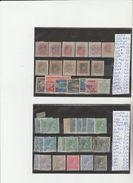 TIMBRE DE CUBA 4 PLAQUETTES    VOIR NR SUR PAPIER ACCONPAGNANT LES TIMBRES  OBLITEREES **/* ET SIGNEES   COTE 112.30&eur - Brésil