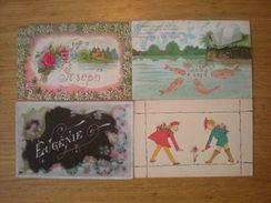 Lot 1, 11 Cpa Diverses - Postkaarten