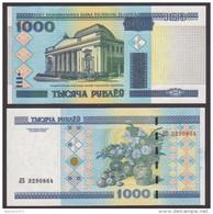 Belarus - 1000 Rubles 2011 UNC - Belarus