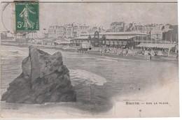 Biarritz  Sur La Plage - Biarritz