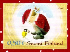 Finland - 2006 - Christmas - Boxing Day - Mint Self-adhesive Stamp - Finland