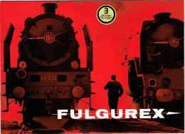 Catalogue Train, Fulgurex. Modèle HO. - Livres Et Magazines