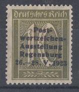 DR Vignette PWZ-Ausstellung Regensburg 26.-28.5.23 - Ungebraucht
