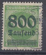 DR Minr.307 Gestempelt - Deutschland