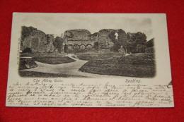 Berkshire Reading  The Abbey Ruins 1906 - Non Classificati