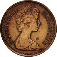 Grande-Bretagne, Elizabeth II, 1/2 New Penny, 1980, TTB, Bronze, KM:914 - 1971-… : Monnaies Décimales