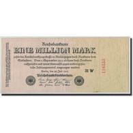 Allemagne, 1 Million Mark, 1923, KM:94, 1923-07-25, TB+ - [ 3] 1918-1933 : Weimar Republic