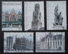 4285/89 Mnh** - Belgique