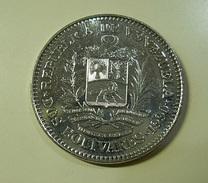 Venezuela 2 Bolivares 1990 - Venezuela