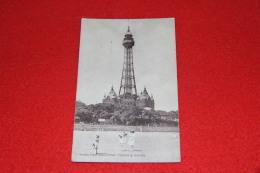 Cheshire New Brighton Tower And Sands NV - Angleterre
