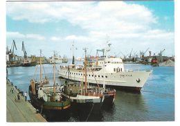 """Deutschland - Kiel Hafen - Schiff """" Tom Kyle """" - Ship - Harbour - Kiel"""